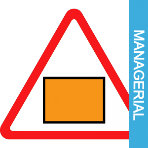Dangerous Goods Awareness Managerial