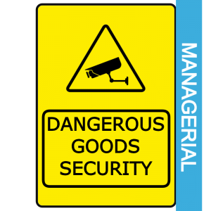 Dangerous Goods Security Managerial Course